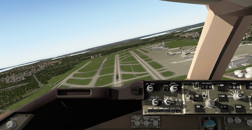 X-Plane 10 on 2013 Mac Pro versus other Macs