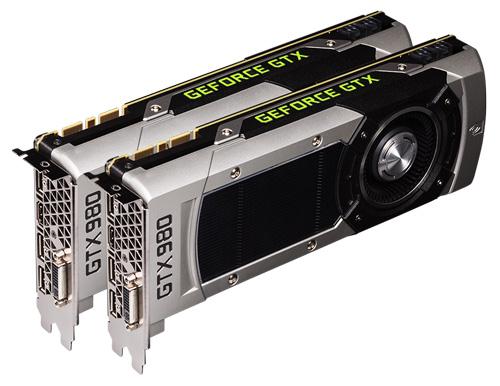 Dual GeForce GTX 980 in Mac Pro vs other dual GPUs