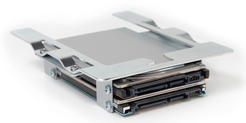 2.5 drive sled for 2006 apple mac pro