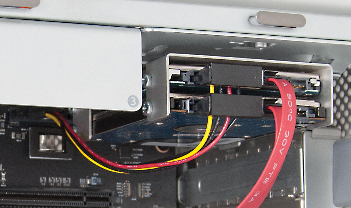 Internal Six Ssd Raid For Mac Pro Tower