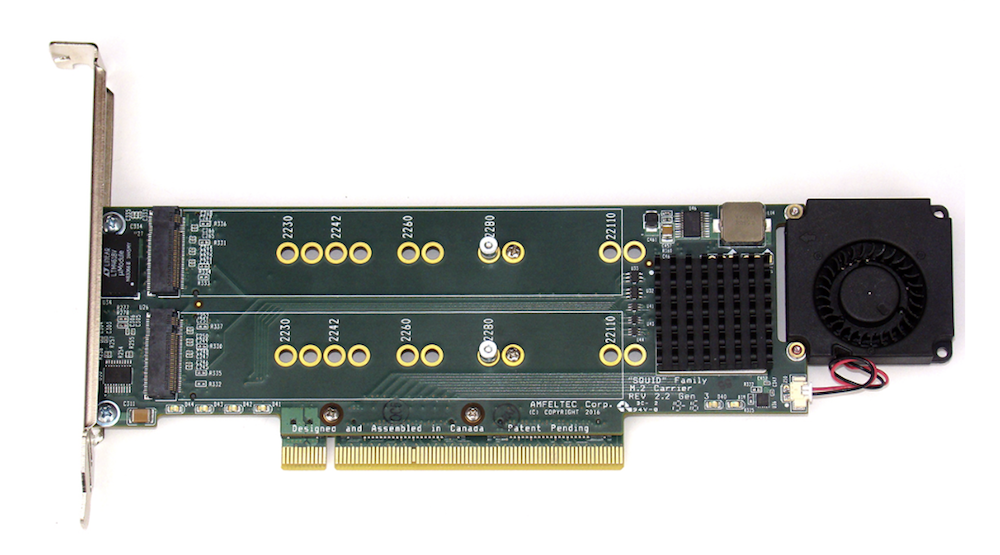 PCIe-Based Flash Storage Upgrade for your Mid-2013 or Later Mac.