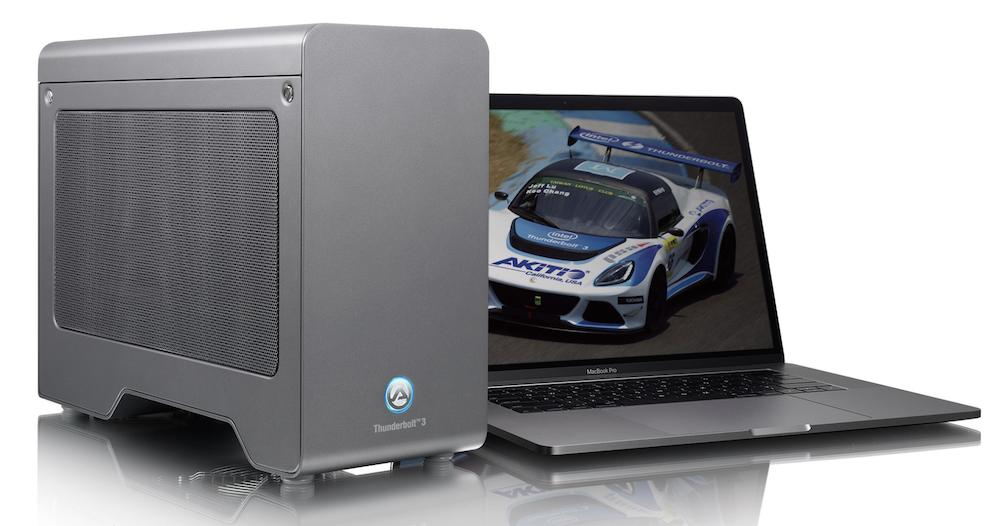 MacBook Pro 13-inch + eGPU + NVIDIA