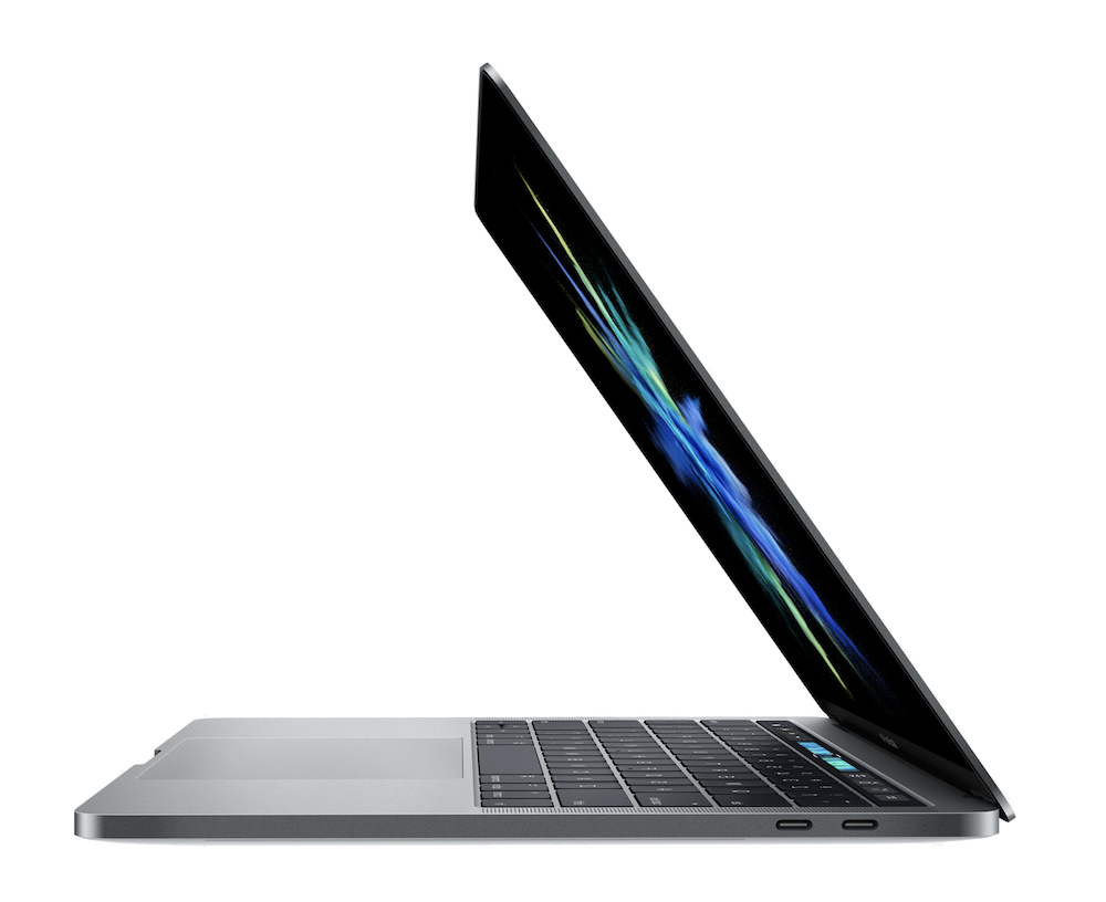 2017 MacBook Pro - performance of different models