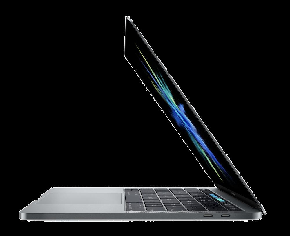 iPad Pro 2017 versus MacBook Pro 2018