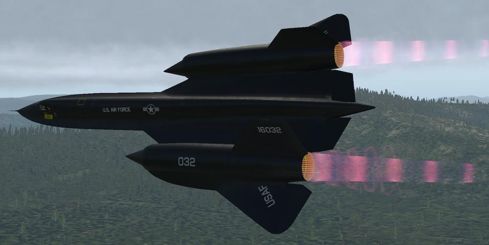 X-Plane 11 runing on Macs